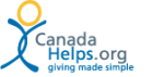 logo canadahelps english