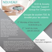 OCD and Anxiety Disorder Support Group