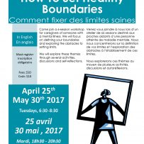Training for Caregivers: How To Set Healthy Boundaries